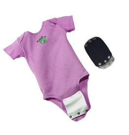green sprouts my little star onesie extenders 3pk
