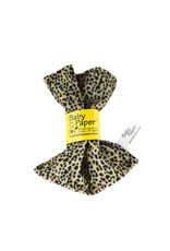 BabyPaper baby paper crinkle toy - cheetah
