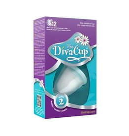 The Diva Cup the diva cup model 2