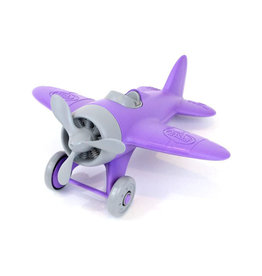 Green Toys green toys airplane purple