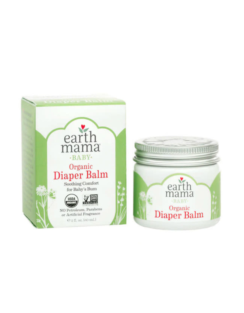 Earth Mama Organics earth mama organics organic diaper balm 60ml