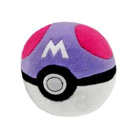 """TOMY - Pokemon pokemon 5"""" plush master ball"""