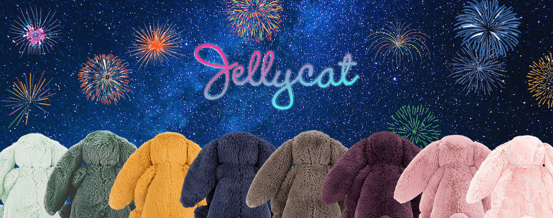 Where the Jellycats live!