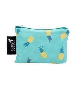 Colibri colibri small reusable snack bag - pineapples