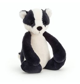 Jellycat jellycat bashful badger - medium