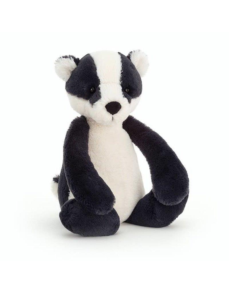 Jellycat jellycat bashful badger - medium