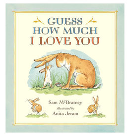 mcbratney, sam; guess how much i love you anniversary edition, hardcover book