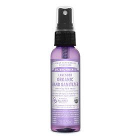 Dr. Bronner's dr. bronner's organic hand sanitizer - lavender 59ml