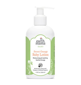 Earth Mama Organics earth mama organics sweet orange baby lotion 240ml