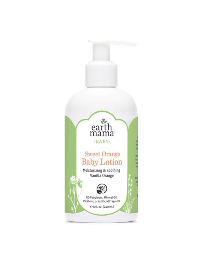 Earth Mama Organics earth mama organics sweet orange baby lotion 240ml