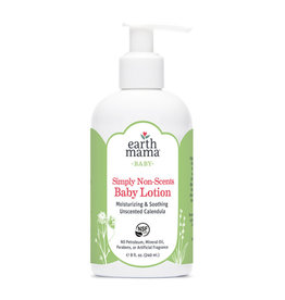 Earth Mama Organics earth mama organics simply non-scents baby lotion 240ml