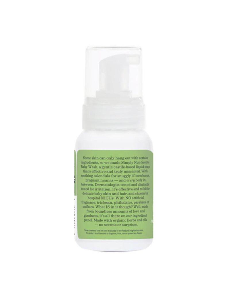 Earth Mama Organics earth mama organics simply non scents baby wash 160ml