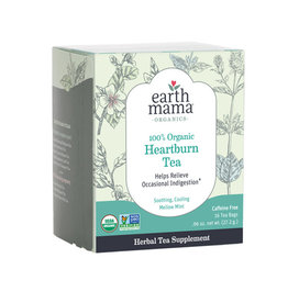 Earth Mama Organics earth mama organics heartburn tea 16 bags