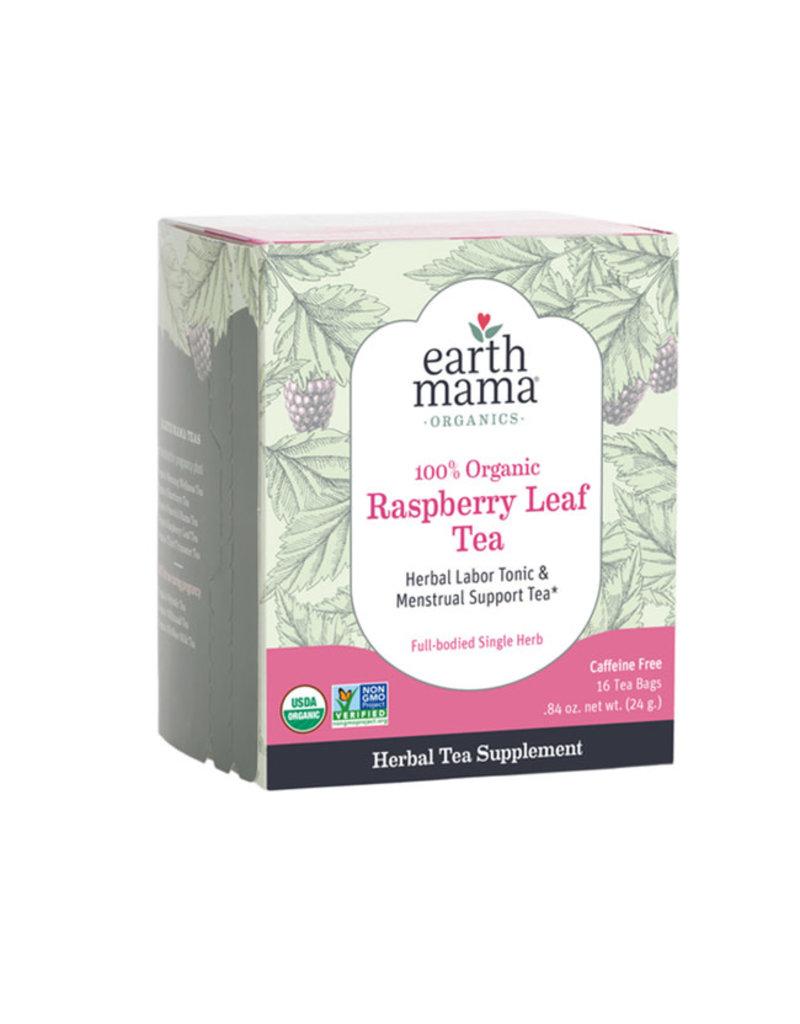 Earth Mama Organics earth mama organics raspberry leaf tea 16 bags