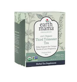 Earth Mama Organics earth mama organics third trimester tea 16 bags