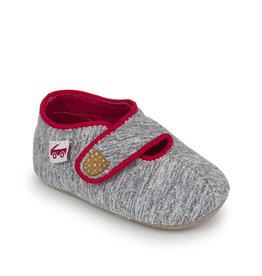 See Kai Run see kai run cruz crib shoe - grey