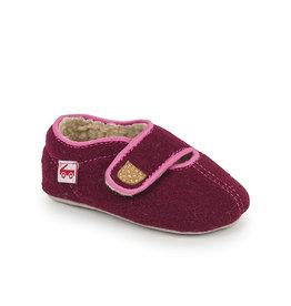 See Kai Run see kai run cruz crib shoe - berry sherpa
