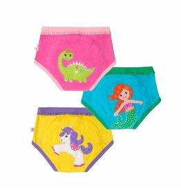 Zoocchini zoocchini organic training pants - girls fairy tale