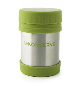 U-Konserve u konserve 12oz stainless leak-proof insulated food jar - green