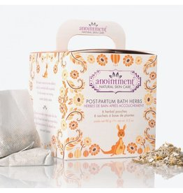 Anointment anointment postpartum bath herbs 6pk (90g)