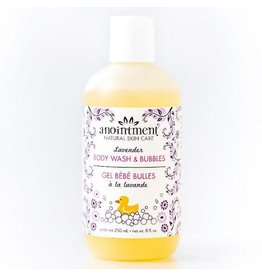 Anointment anointment lavender bubble bath + body wash 250ml