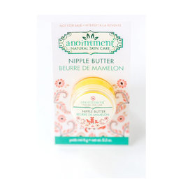 Anointment anointment nipple butter 6g