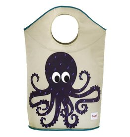3 Sprouts 3 sprouts laundry hamper - octopus