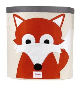 3 Sprouts 3 sprouts storage bin - fox