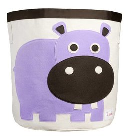 3 Sprouts 3 sprouts storage bin - hippo