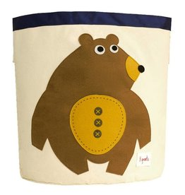 3 Sprouts 3 sprouts storage bin - bear