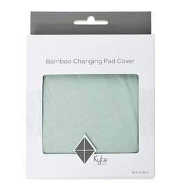 Kyte Baby kyte baby change pad cover - sage