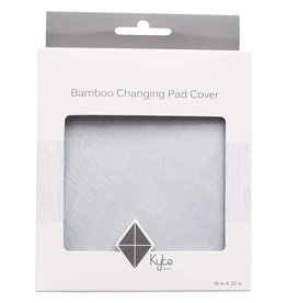 Kyte Baby kyte baby change pad cover - storm