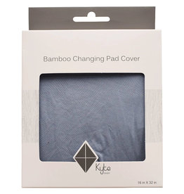 Kyte Baby kyte baby change pad cover - slate
