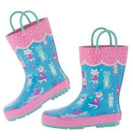 Stephen Joseph stephen joseph rain boot - cats and dogs