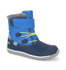 See Kai Run see kai run gilman navy blue winter boot