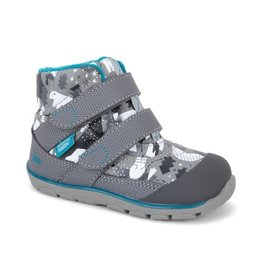 See Kai Run see kai run atlas gray snowscape winter boot