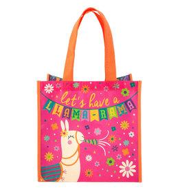 Stephen Joseph stephen joseph medium recycled gift bag - llama