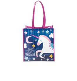 Stephen Joseph stephen joseph large recycled gift bag - unicorn