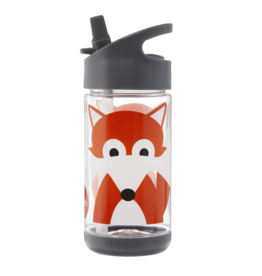 3 Sprouts 3 sprouts water bottle - fox