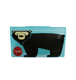 3 Sprouts 3 sprouts bear snack bag 2 pack