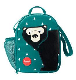 3 Sprouts 3 sprouts bear lunch bag