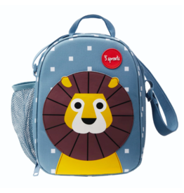 3 Sprouts 3 sprouts lion lunch bag