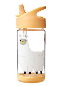 3 Sprouts 3 sprouts water bottle - llama