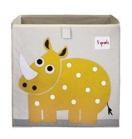 3 Sprouts 3 sprouts storage box - rhino