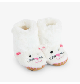 Hatley hatley kitty cat kid's slipper