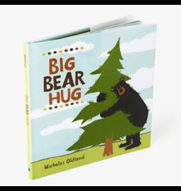 Hatley hatley big bear hug children's book