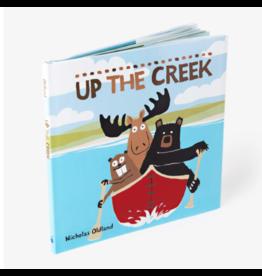 Hatley hatley up the creek children's book