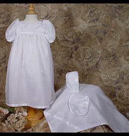 Little Things Mean A Lot little things mean a lot girls preemie gown with hat, bib & blanket