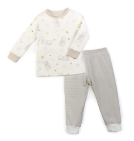 Bunnies By The Bay bunnies by the bay twinkle twinkle 2pc set
