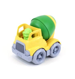 Green Toys green toys construction truck - mixer